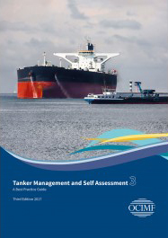 TANKER MANAGEMENT AND SELF ASSESSMENT 3–A BEST PRACTICE GUIDE